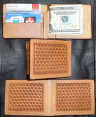Money Clip Wallet  MADE IN USA
