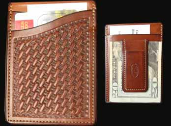 Magnet Money Clip Credit Card Wallet MADE USA